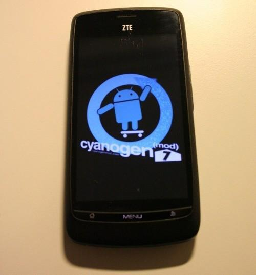 Free Your Android phone (and upgrade to the latest Android version