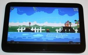 ExoPC/WeTab with Android and Angry Birds