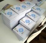 VALO-CD disks ready for shipping