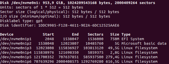 Partition like a pro with fdisk, sfdisk and cfdisk - Seravo